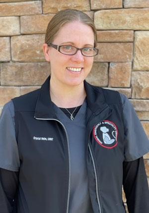 Crystal Holm LVMT Oncology Team Lead