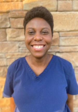 Jasmin Brown Technician Assistant