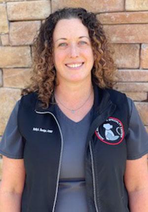 Kelly Burdge LVMT Surgery Technician