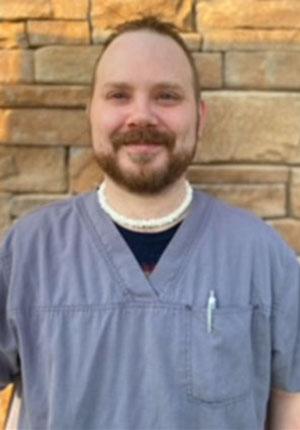 Matt Pharro ER Technician Assistant